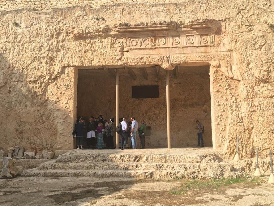 Le Tombeau des rois a rouvert au public sous certaines conditions