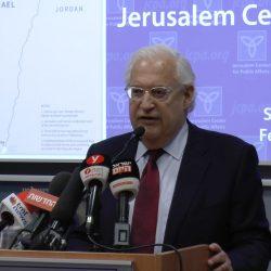 U.S. Ambassador David Friedman